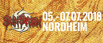 Sunstorm Open Air 2018 Vorbericht