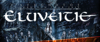 Eluveitie Ategnatos European Tour 2019
